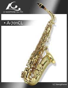 CL-A-701CL LC SAX Professional brass alto saxophone
