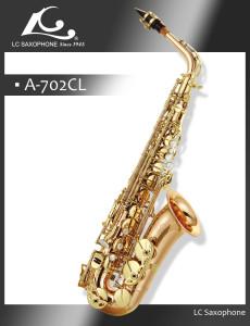CL-A-702CL LC SAX Professional copper alto saxophone