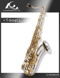 CL-T-604CL LC SAX Professional cupronickel tenor saxophone