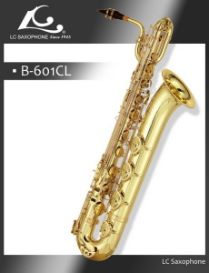 B-601CL LC SAX Professional Brass baritone saxophone