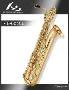 B-602CL LC SAX Professional copper baritone saxophone
