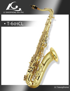 CL-T-601CL LC SAX Professional Brass tenor saxophone