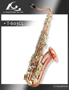 CL-T-603CL LC SAX Professional copper tenor saxophone